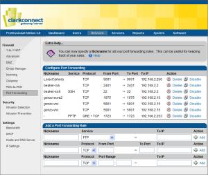 screenshot-clarkconnect
